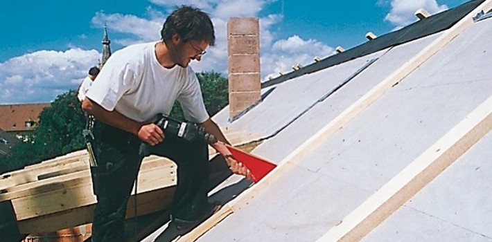 Isolation de toiture - sarking - Wurth Profix® Ingénierie